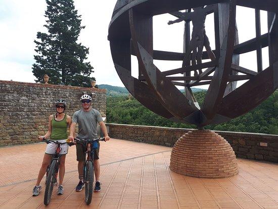 Leonardo Da Vinci Bike Tour