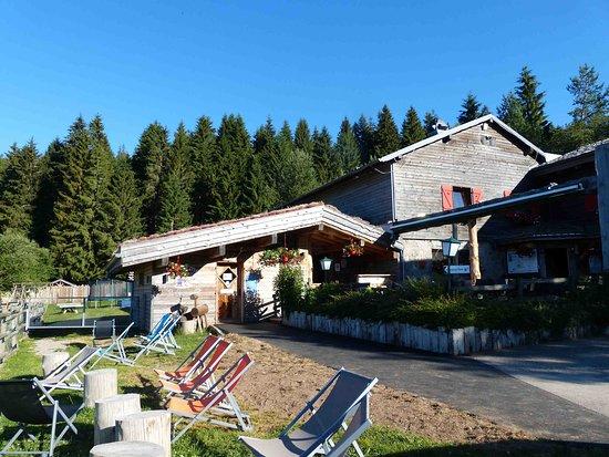 Stosswihr, Francia: La ferme auberge