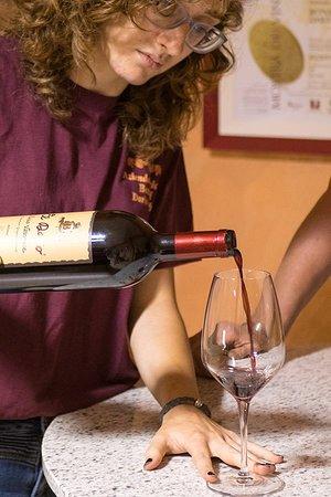 Azienda Agricola Bonazzi Dario e Fabio: Degustazione Vini Verona