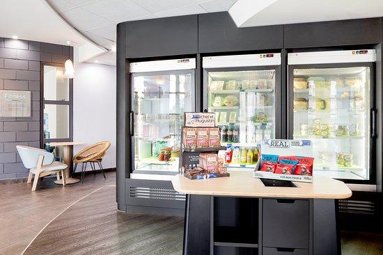 Novotel Suites Paris Roissy CDG : Boutique Gourmande
