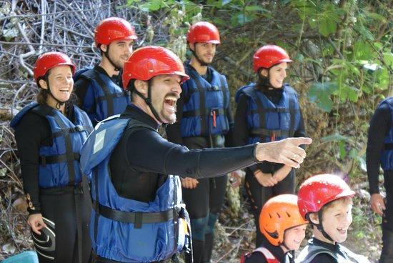 Rafting Las Villas
