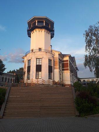 Vytegra, Russia: отель