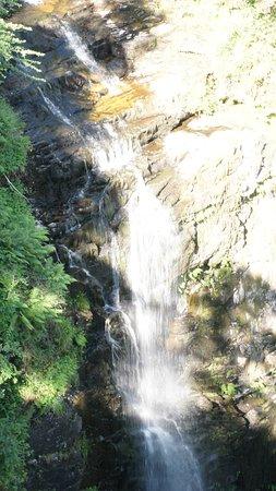 Whiting Bay, UK: Glenashdale Falls