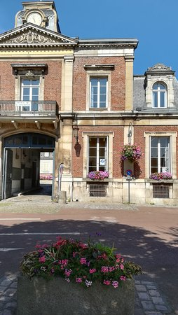 Office de Tourisme Destination Le Treport-Mers, bureau de Eu