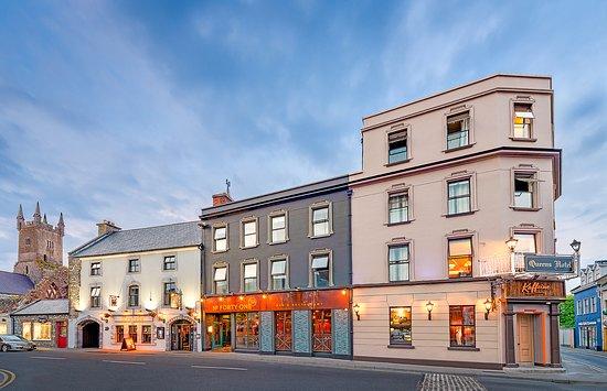 Ennis, Irlanda: Street View of NÖ Forty One