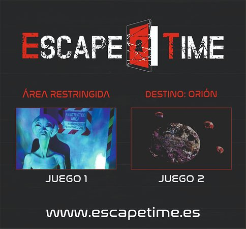 ‪Escape Time‬