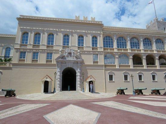 Place du Palais: The Palace