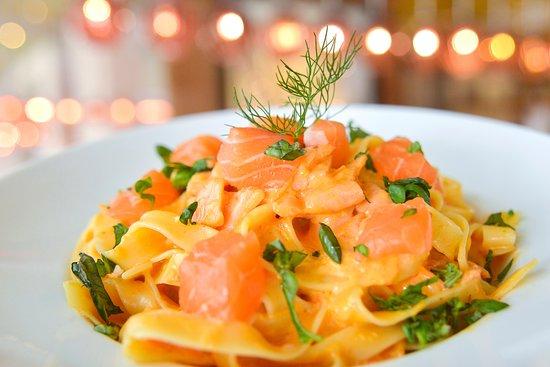 بان فينو رسطرنت: Pane Vino serves some of the best pasta in Cairo. 