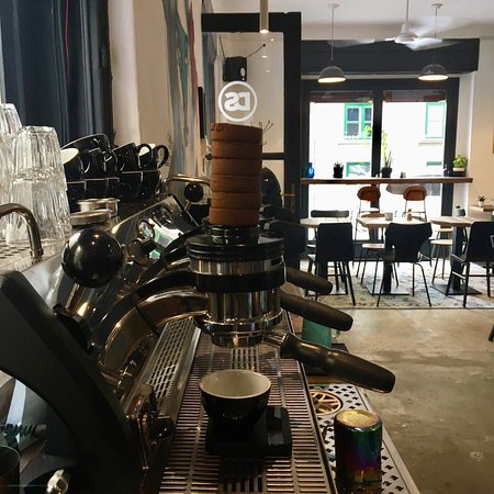 Double Shot Partisan Coffee Foto