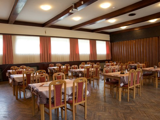 Letovice, Tschechien: velký sál
