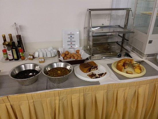 Silea, Italy: Kahvaltı