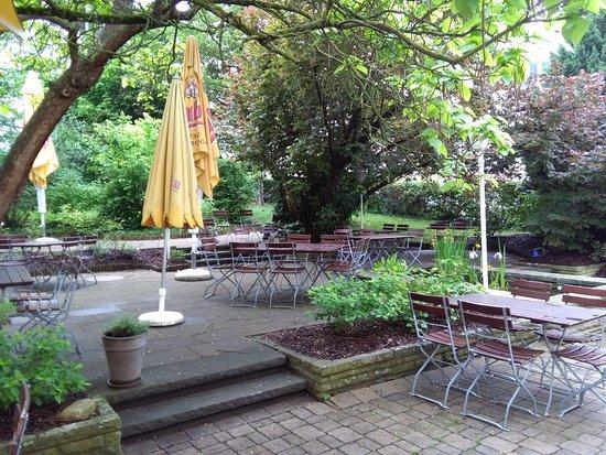 Eppingen, Alemanha: Biergarten #1