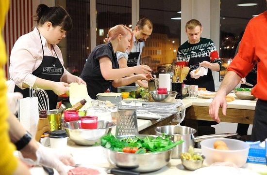 Culinary Studio Igra Stolov