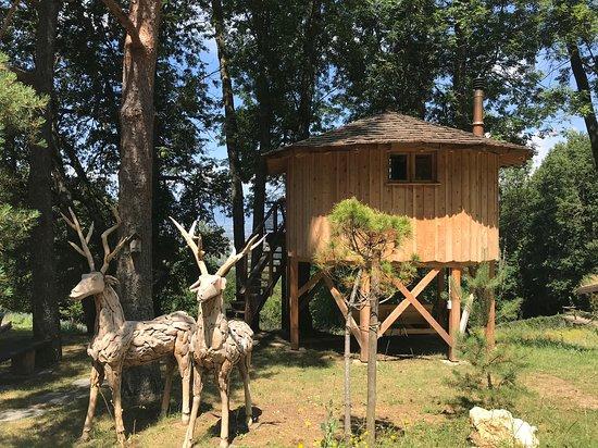 Collonges-sous-Saleve, France: La cabane perchée