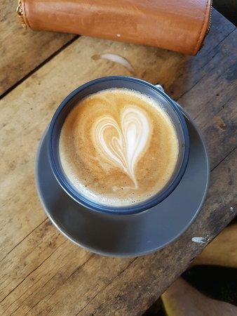 Jimboomba, Australia: Latte