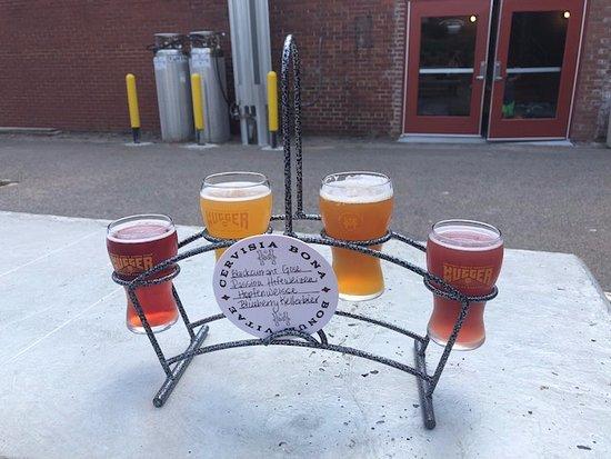 Hugger Mugger Brewing Company