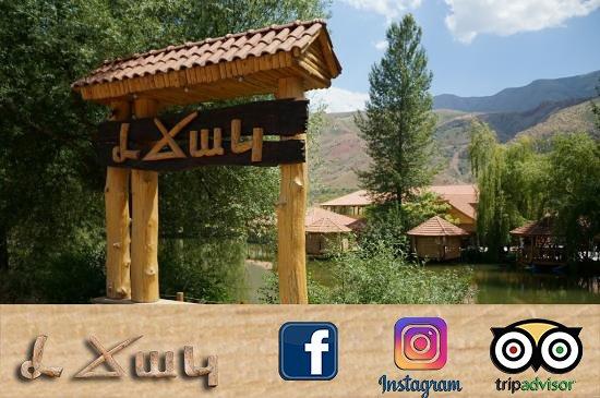 Yeghegnadzor, Armenien: lchak