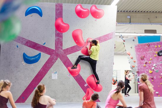Regensburg, Germany: Bouldern an Events