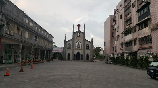 Luodong Catholic Church