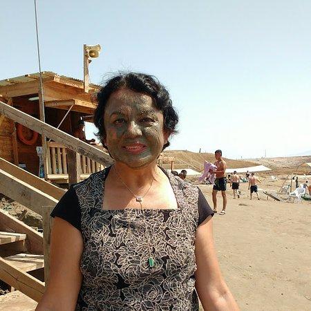 Kalya, Israël: mud pack