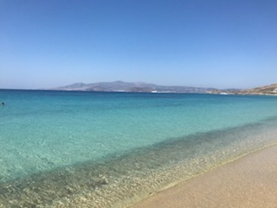 Agios Prokopios, Grækenland: che colori......