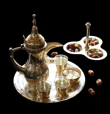 Arabic coffee is an inseparable segment of Middle Eastern deep-rooted culture and traditions