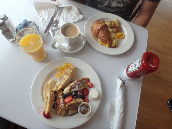 New Glasgow, Canadá: Our Breakfast