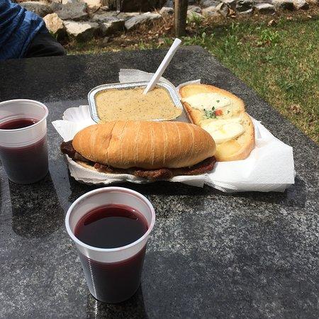 Panche Per Fast Food.Le Panche Per Consumare Il Cibo Picture Of Alva Ballabio Tripadvisor