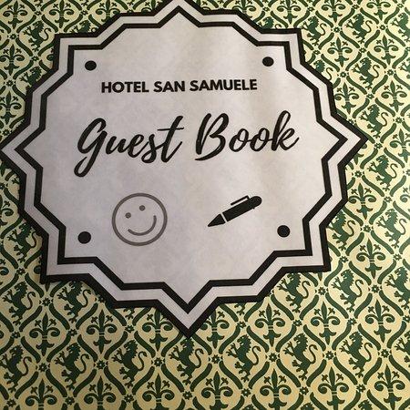 Hotel San Samuele : Charmigt och helt okej