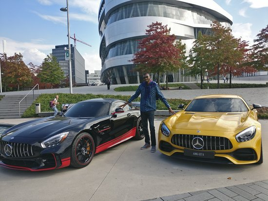 Mercedes Benz Germany >> My Visit To He Mercedes Benz Museum In Stuttgart Germany It Was A