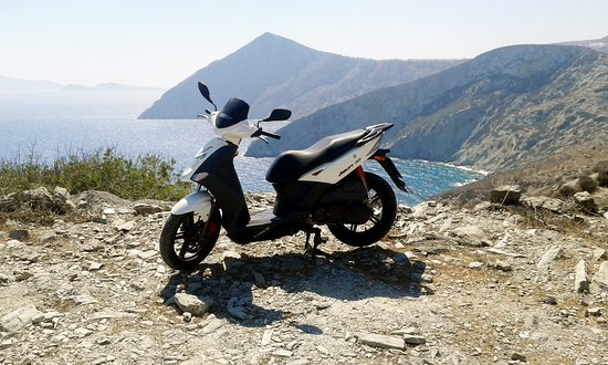 Kymco Agility City 125cc - Picture of ScooterLand Venetia