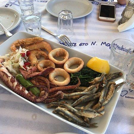 Amaliapoli, Greece: Fabulous food!