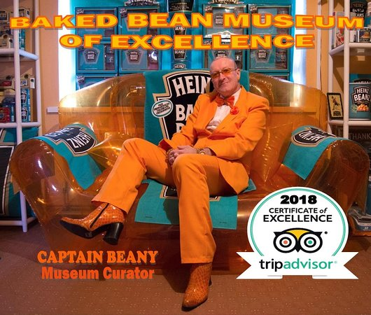 ‪Baked Bean Museum of Excellence‬