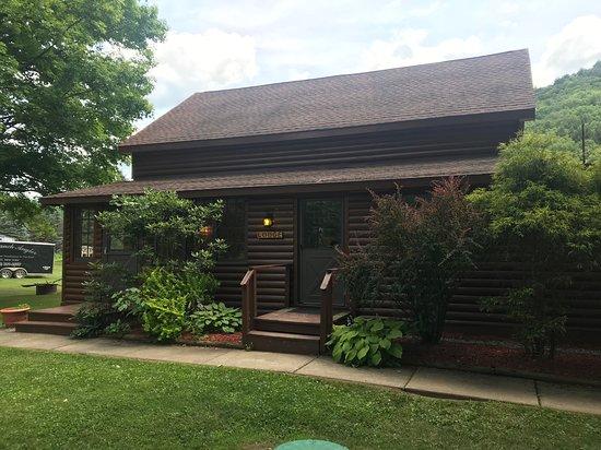 Hancock, Estado de Nueva York: The Lodge