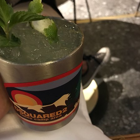 Splendid cocktails, excellent service  🎯