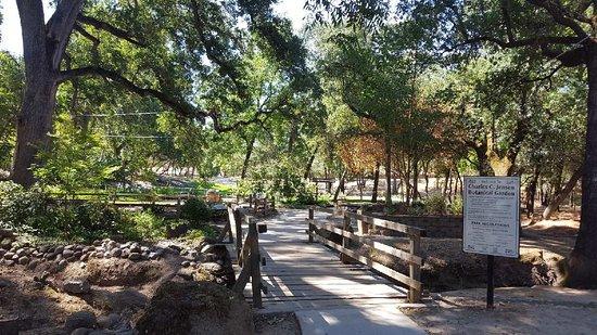 Jensen Botanical Garden