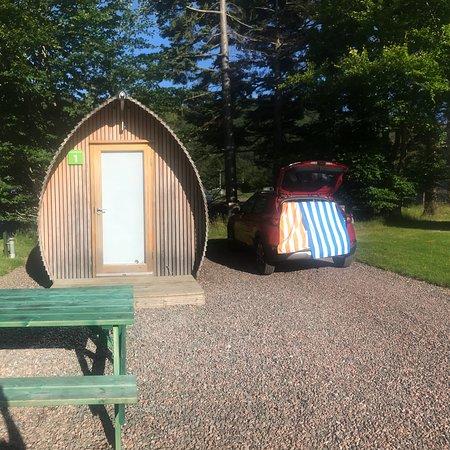 Glen Nevis Caravan and Camping Park: photo0.jpg