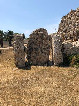 Ggantija Megalithic Tempel