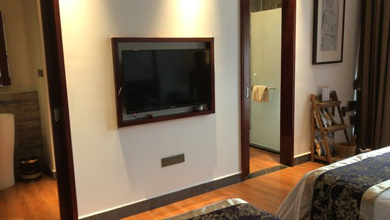Haifeng County, Китай: 房間電視機