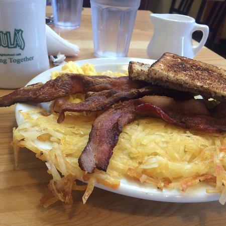 Loula S Cafe Whitefish Menu