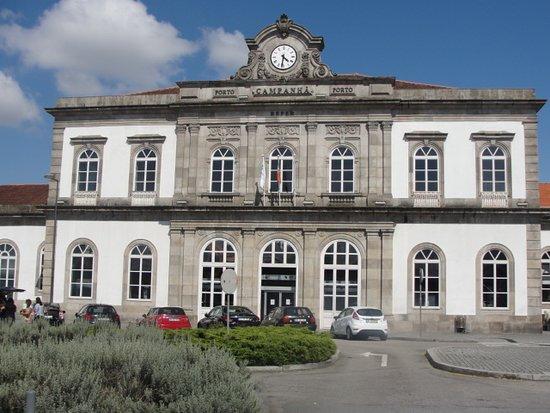Campanha Railway Station