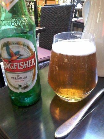 Thai L'Inde : Bière indienne