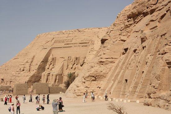 Abu Simbel Temple Complex: Temple de Ramses 2