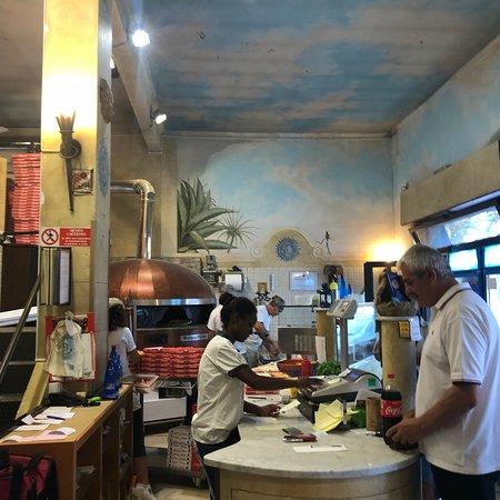Ristorante Pizzeria El Templo In Genova Con Cucina Pizza E