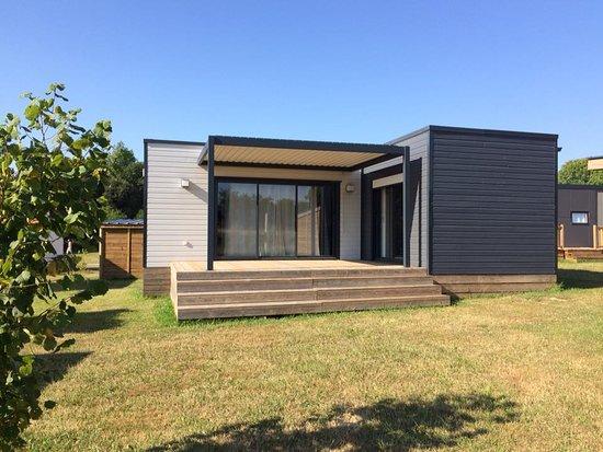 Longueville, Γαλλία: Mobil HOME! Vous pouvez même devenir propriétaire!