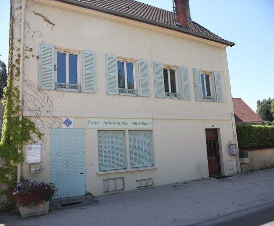 Point d'information touristique de Saint Leger-sur-Dheune