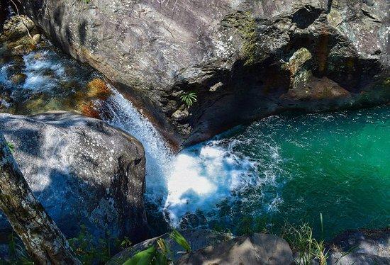 Cachoeira Pedreira em Lavrinhas SP