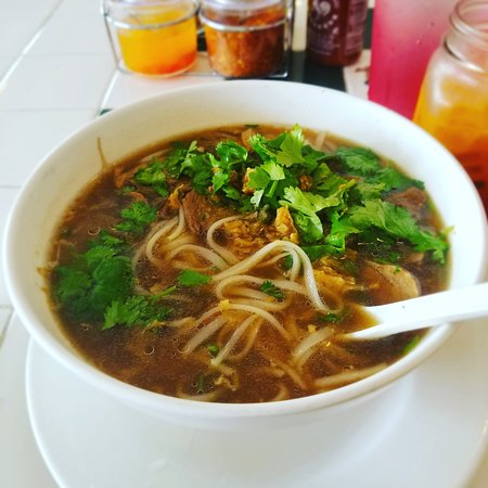 Mary Esther, FL: I've traveled all over Thailand and I have yet to find better Pad Thai or duck noodle soup. Ever