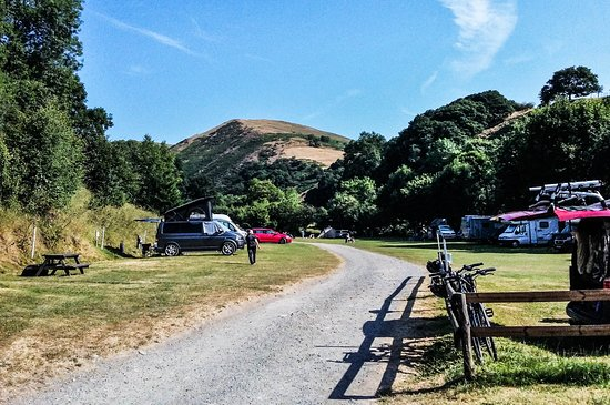 Little Stretton, UK: Small Batch Campsite