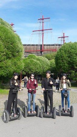 Segway Stockholm Tours